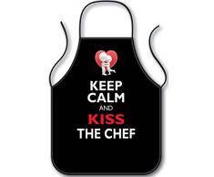 Grembiule da cucina Keep