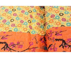 Coperta di pelliccia effetto pelle d' agnello Maja morbida coperta 130 x 150 con Touch Nicki, Coperta