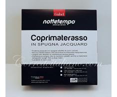 Coprimaterasso 1.5 P Nottetempo Comfort Gabel Bianco