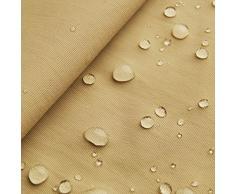 Cordura® Light - tessuto in poliammide Cordura® particolarmente leggero - tessuto/stoffa al metro (kaki)