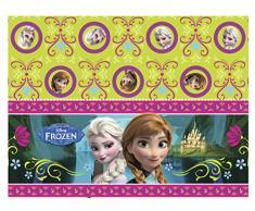 Procos 82502 - Tovaglia plastica Disney Frozen Alpine (120x180 cm)