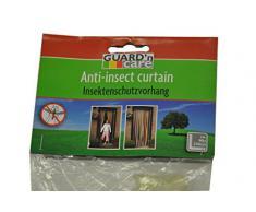 MVP - Tenda per balcone con funzione di protezione da insetti, modello anni '80, per interni ed esterni, multicolore