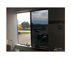 Pellicola oscurante acquista pellicole oscuranti online su livingo - Pellicola a specchio per finestre ...