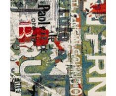 ABC Tappeto Metropolitan Street Art Multicolore 160 x 230 cm