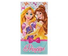 Disney Princess telo mare 70x140 cm Strandtuch Strandlaken