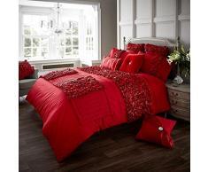 Copripiumino Rosso Matrimoniale.Copripiumini Color Rosso Da Acquistare Online Su Livingo