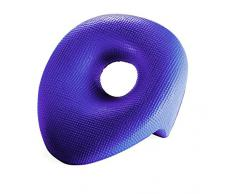 Outlook Design V843S10068 Comfort Cuscino Poggiatesta per Vasca da Bagno, Blu