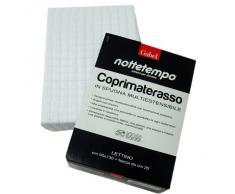 Coprimaterasso Gabel in spugna multiestensibile jacquard lettino culla G533