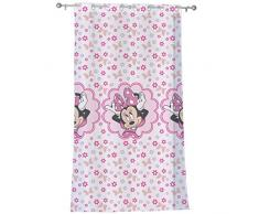 Disney Minnie 043267, Tenda, Stylish Pink, in Poliestere, 140Â x 240Â cm