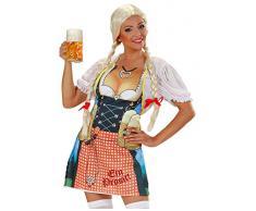 Grembiule bavarese tirolese donna oktoberfest