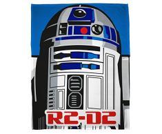 Plaid in pile Star Wars R2D2