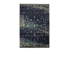 ABC Tappeto Vintage Sapphire Blu 200 x 290 cm