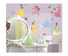Adesivi Murali Principesse Disney.Adesivo Murale Disney Acquista Adesivi Murali Disney Online Su Livingo