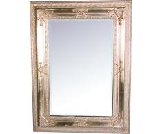 Specchio barocco su livingo renda pi preziosa la sua casa for Specchio da terra barocco