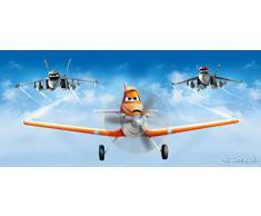 Disney AG Design, FTDh 0645, Poster da parete, motivo Planes, (Bunt), 202 x 90 cm