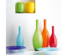 """Leonardo 58715 - Vaso """"Beauty Colours"""", 39 cm, colore: Rosso"""