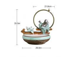 GL-Indoor fountain Fontana da Tavolo Interna