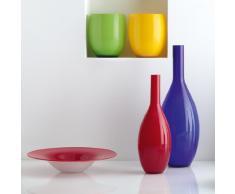 LEONARDO 58723 Beauty Colours - Vaso 50 cm, Colore: Verde