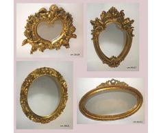Specchio barocco acquista specchi barocchi online su livingo - Specchio cornice oro ...