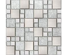 Piastrella a mosaico acquista piastrelle a mosaico for Piastrelle autoadesive e prezzi