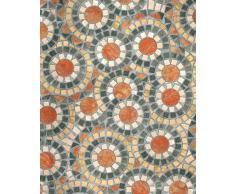 D-c-fix® 346-0519 - Pellicola adesiva in vinile, effetto piastrelle a mosaico, 45 x 200 cm