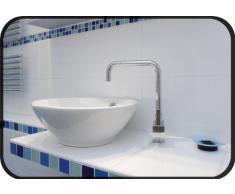 Mattonelle adesive, piastrelle adesive per bagno, piastrelle da 1 m² in vari colori e misure a scelta