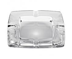 """Posacenere, posacenere in vetro """"Klara"""", 11 cm,vetro, trasparente, stile moderno (GERMAN CRYSTAL powered by CRISTALICA)"""