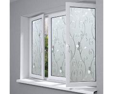 Pellicola per vetro di livingo eleganza e risparmio - Pellicola vetro finestra ...