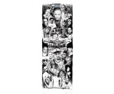 GB Eye LTD, Rap Gods, Poster Porta 53 x 158 cm