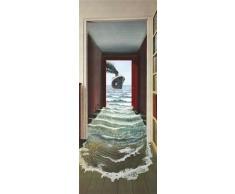 """1art1 40538 """"Acqua - Il segreto"""", Carta da parati con stampa fotografica (200 x 86 cm)"""
