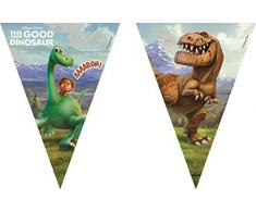 Festone Bandierine The Good Dinosaur Decorazione Addobbi Festa Compleanno Bimbo