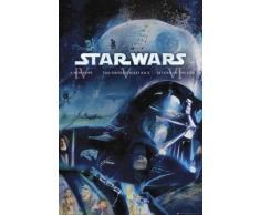 Poster Star Wars, Classic + accessori multicolore