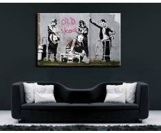 Tela fotoleinwand 100 x 70 cm - tela montata su telaio - Kunstdrucke, tela foto, tele, Poster, quadri, immagini Pop Art Déco Arte