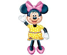 Palloncino Air Walker Minnie festa Wallt Disney