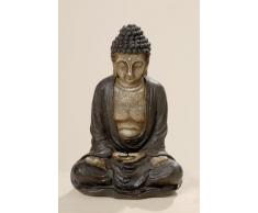 Boltze - Statuetta raffigurante Buddha per Feng Shui, altezza: 28 cm