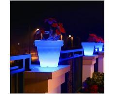 Lumisky 303133 Vaso luminoso, multicolore