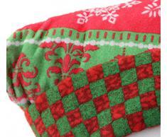 EOZY- Cuscino Decorativo Cartone Animato Cuscino per Sofa Natale Christmas Accessori (Babbo Natale)