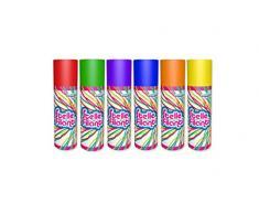 sweeping Stelle Filanti Spray Colorate 6 pz Colori Assortiti 1903 scherzi Carnevale Feste