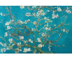 Empire Merchandising GmbH - Poster San Remy 1890, Vincent Van Gogh Fiori di mandorlo + accessori
