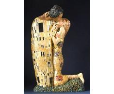 Scultura Il bacio - M - Museo Shop (replica) di Gustav Klimt