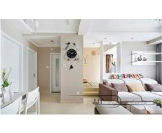 LifeUp- Pendolo con Uccellino cucù, Orologio da Parete Vintage Design Moderni Decorazioni Casa Silenzio, Regalo Originale Compleanno Natale , 70*36cm
