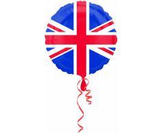 amscan, Palloncino, Motivo: Bandiera UK