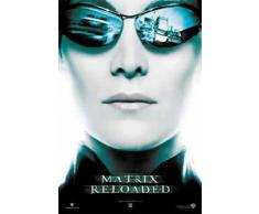 "Empire 207890 Poster cinematografico""Matrix - Reloaded Trinity"" 70 x 100 cm"