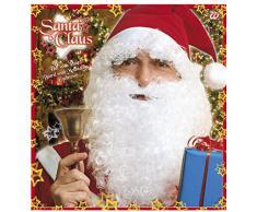 WIDMANN- Babbo Natale Cappello Uomo, Multicolore, 1533Q