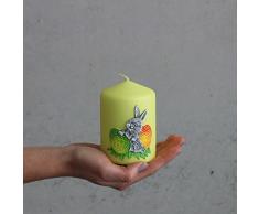 Piccola Candela – 90 X 70 mm Cilindro candela Pasqua candela
