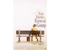 Empire 205391 - Poster cinematografico Forrest Gump con Tom Hanks e Gary Sinise, dimensioni 68 x 102 cm