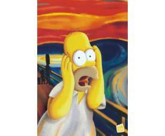 1art1 40763 Poster I Simpson - Homer - Lurlo 91x61 cm