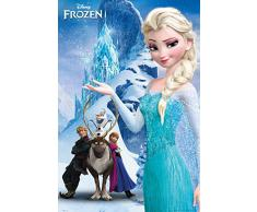"GB eye Ltd - Maxi poster dal film ""Frozen"", 61 x 91,5 cm"
