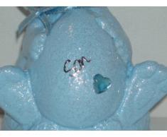 Figlio, colore: Blu Baby coniglietto pasquale, decorazione commemorativa da Ziggy Crafts