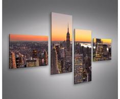 Quadro new york acquista quadri new york online su livingo for Quadri moderni leroy merlin